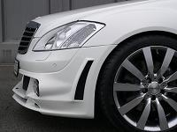 Mercedes Classe S by Art