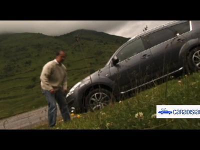 Citroën C-Crosser : L'un des derniers mais pas le moindre