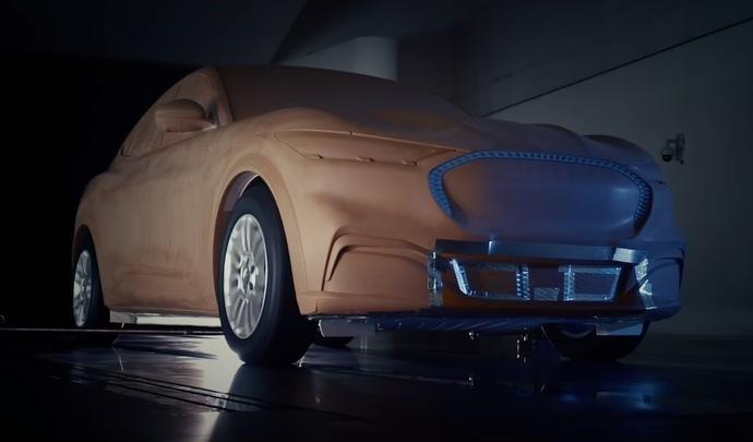 Ford publie une vidéo montrant les secrets du Mustang Mach-E