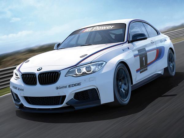 BMW: une M2 se prépare