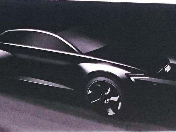 Futur SUV électrique Audi Q6 : plus de 500 km d'autonomie