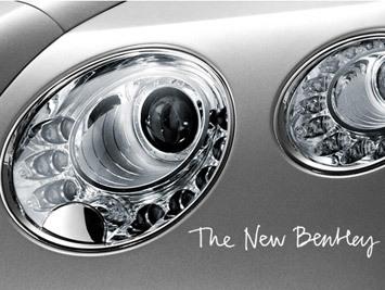 [Vidéo] Nouvelle Bentley Continental GT : début du teasing