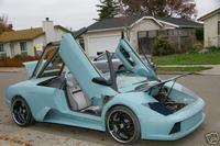 Une Lamborghini Murciélago Roadster Replica à vendre sur E-bay