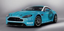 24h du Nürburgring : Aston envoie la V12 Vantage !