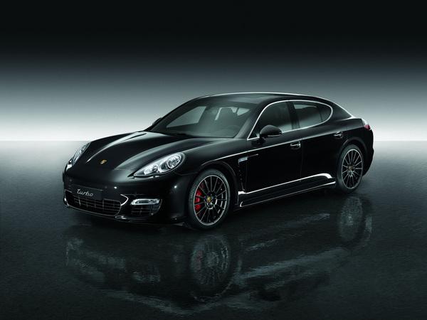 Porsche : en option, 40 chevaux de plus pour la Panamera Turbo