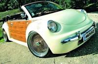 VW New Beetle : du 100 % néo-rétro