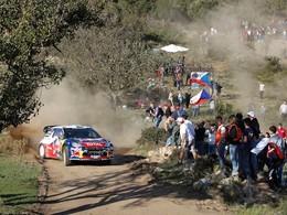WRC Sardaigne : Loeb sort, Hirvonen mène