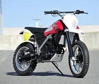 Husqvarna - Concept: Voici une Baja prête à rouler
