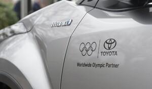Toyota, sponsor officiel des JO, retire ses pubs au dernier moment