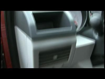 Dodge Caliber : premier coup de bélier