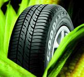 L'Union européenne subventionne le pneu vert de Goodyear