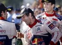 WRC-Argentine: 5/5 pour Loeb !