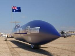 Ils veulent dépasser les 1600 km/h et battre le record du monde de vitesse