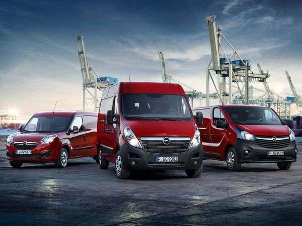 Opel modernise les moteurs de ses utilitaires