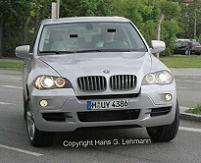 Future BMW X5 : presque prête !