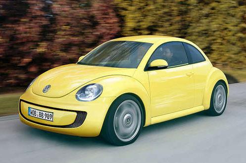 Future VW Beetle 2 : un mix de Up! et de Ragster ?