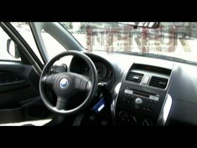 Fiat Sedici : le jeu des différences