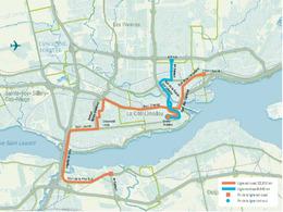 """Zoom sur le """"Plan de mobilité durable"""" de la Ville de Québec"""