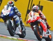 Moto GP – Grand Prix Hertz de Grande Bretagne: Jorge Lorenzo battu mais content