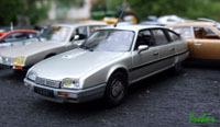 Miniature : 1/43ème - Citroën CX25 turbo
