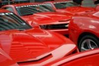 45 Camaro déboulent dans le Texas pour le lancement de la belle !