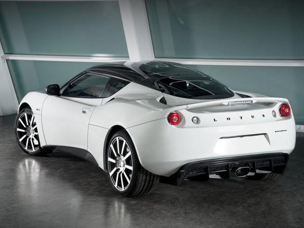 La Lotus Evora: base idéale pour d'autres sportives?