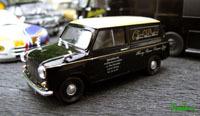 Miniature : 1/43ème - Morris Mini van