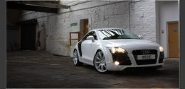 Audi TTC by Niche Concept : loc' tunée