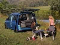 Volkswagen Caddy California (2021) : à partir de 34 680 €