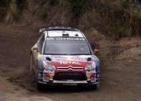 WRC-Argentine, Jour 2: Loeb continue sa routine et ses adversaires... il ratatine !