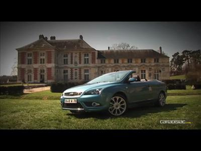 Ford Focus CC : maintenant Ford aussi a son CC