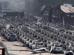 Explosion de Tianjin: Toyota aussi impacté