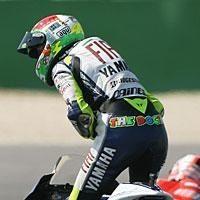 Moto GP - Etats Unis: Le ciel donnera-t-il le titre à Rossi aujourd'hui ?