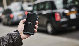 Uber banni de Londres