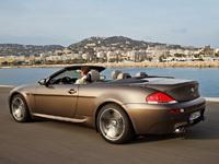BMW M6 cabriolet : enfin une version écolo !