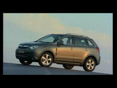 Opel Antara : 4X4 de route ou break de chemin ?
