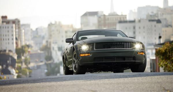 Ford Mustang Bullitt : officielle