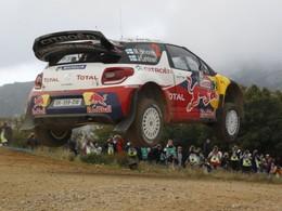 WRC/Sardaigne - 1ère victoire de Hirvonen avec Citroën!