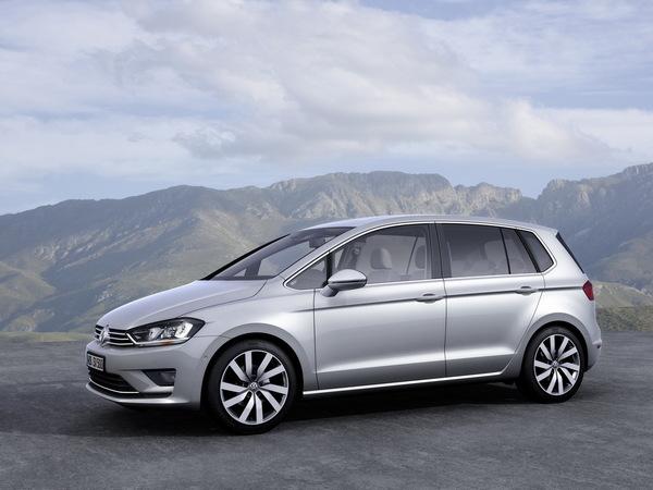 Volkswagen lance la Golf Sportsvan TDI BlueMotion