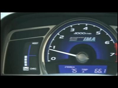 Honda Civic Hybrid : Une autre voie que la Prius