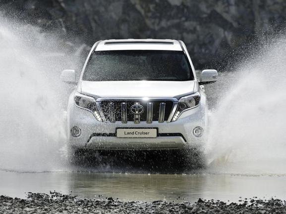Toyota dévoile quelques nouveautés pour le Land Cruiser
