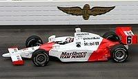 500 Miles d'Indianapolis: Hornish vainqueur à l'aspiration !