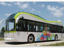 15 bus electriques flashy mis en service en novembre 2010 à Séoul
