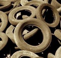9 000 pneus Michelin pour donner naissance à une piste d'athlétisme