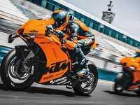 KTM RC 8C: la sportive KTM se dévoile