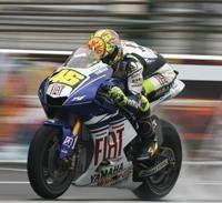 Moto GP - Etats Unis: Rossi a donné dans le 69