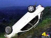Huit adolescents dans une seule voiture survivent à un terrible accident