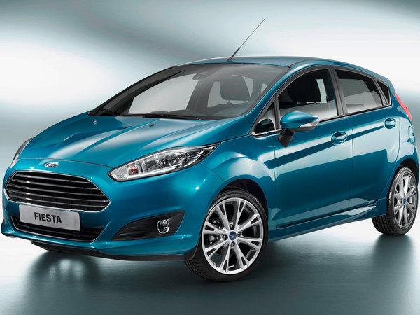 Nouvelle Ford Fiesta restylée : tarifs en baisse !