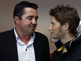 Pour Boullier, Grosjean est prêt pour la F1