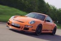 Nouvelle Porsche GT3 RS (Type 997) : pour le circuit !